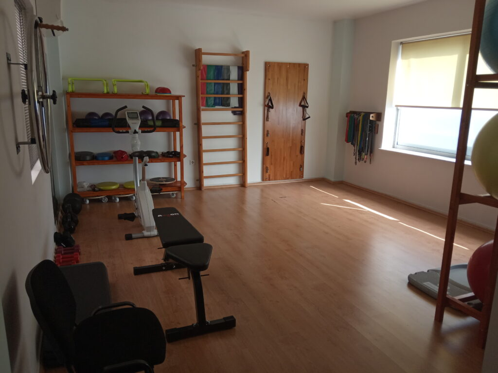 Therapeutic Exercise room